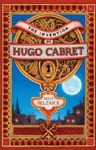 hugo cabret book cover best books 7-11 years boys