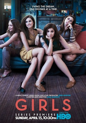 HBO's Girls girl power shows