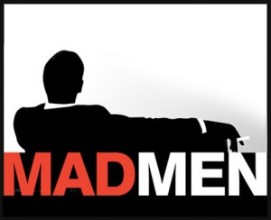 Emmy nominations review Mad Men logo
