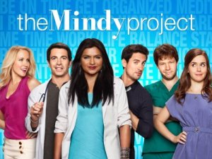 mindy project poster girl power shows