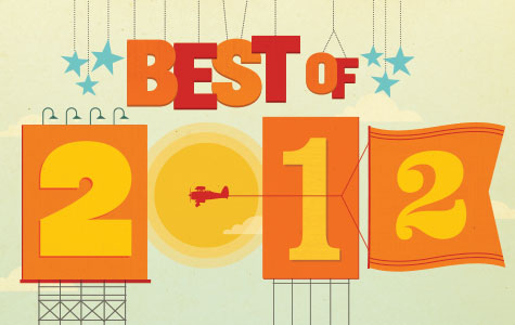 Best Of 2012 graphic