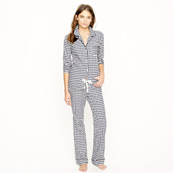 jcrew pajamas candy holiday gift guide
