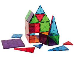 Magnatiles candy holiday gift guide kids
