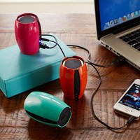 mini speakers candy gift guide kids