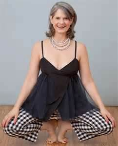 Yoga guru and author Cyndi Lee