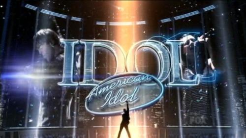 American Idol season 12 graphic