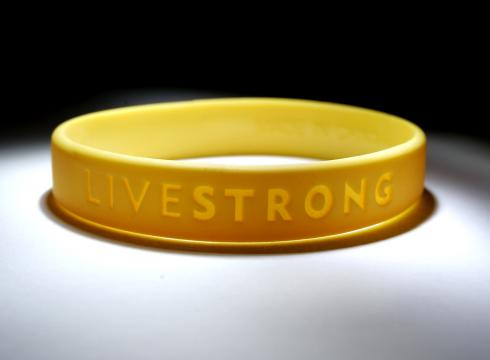 Livestrong bracelet Oprah and lance interview review