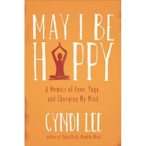 may i be happy  cyndi lee yoga book review