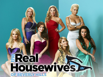Real Housewives of Beverly Hills addict