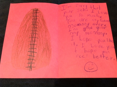 get well card for mommy
