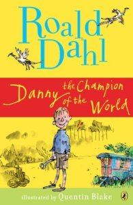 Danny Champion of World cover best books 7-11 years