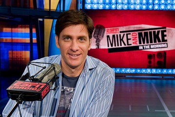 Mike Greenberg ESPN photo