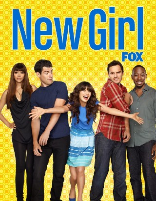 Emmy nominations review 2013 New Girl girl