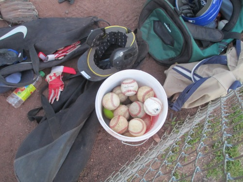 best things about baseball dugout