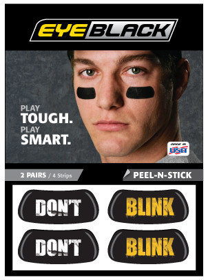 baseball accessories: eyeblack