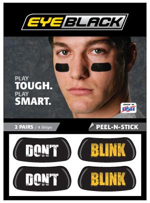 baseball accessories: eyeblack