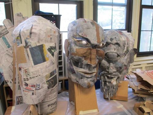 Spiritree artists in residence program for kids