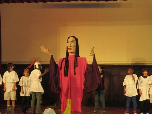 Spiritree artist in residence program for kids