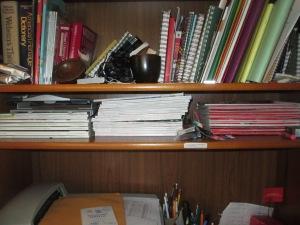 Magazine hoarding