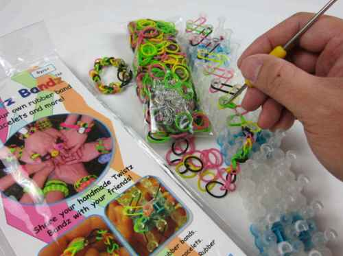 rainbow loom on carpoolcandy.com