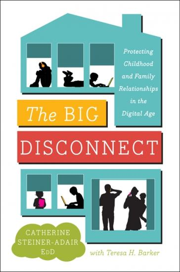 The Big Disconnect cover/ carpoolcandy.com