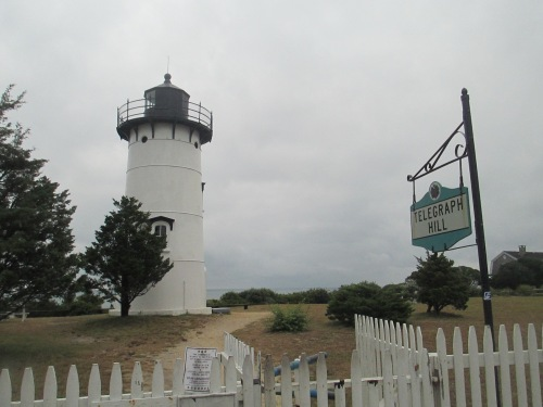 East Chop Lighthouse near Oak Bluffs, Martha's Vineyard on carpoolcandy.com