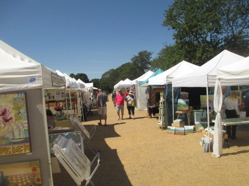 West Tisbury flea market in Martha's Vineyard on carpoolcandy.com