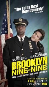 Brooklyn 99 best new comedy on carpoolcandy.com