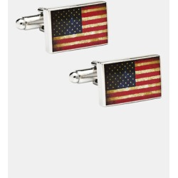 flag cufflinks on carpoolcandy.com