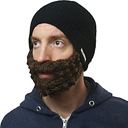 weird beard hat on carpoolcandy.com