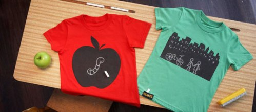 chalkboard t-shirt on carpoolcandy.com