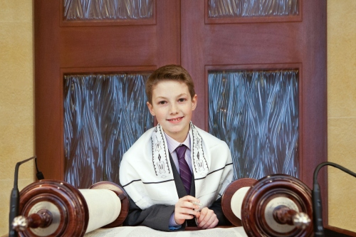 Bar Mitzvah pic on carpoolcandy.com