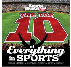 Sports Illustrated Everything Kids book on carpoolcandy.com