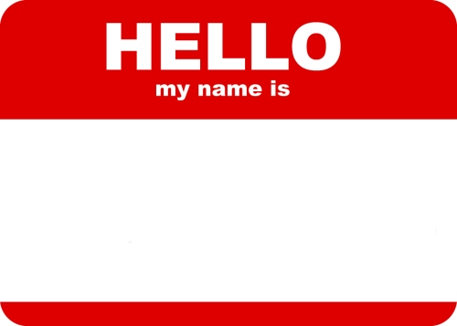 hellomynameis graphic