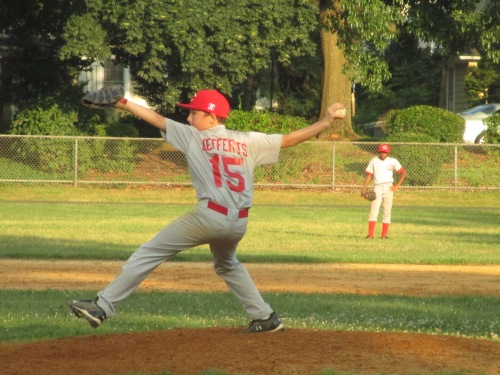 Jacob baseball