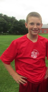 Jacob soccer