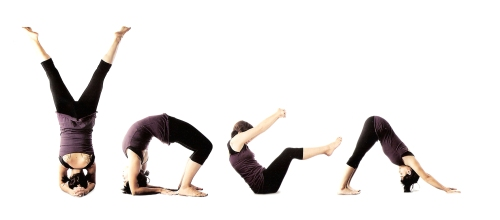 yoga graphic photo
