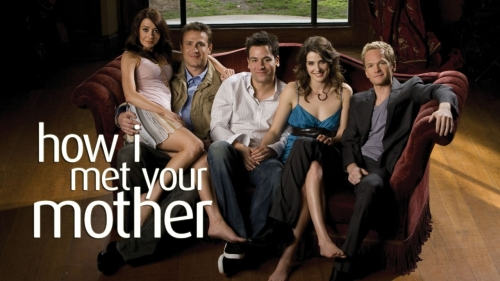 How I Met Your Mother promo on carpoolcandy.com