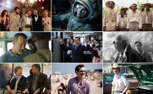 oscar movies 2014
