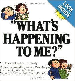 whats happening to me book cover