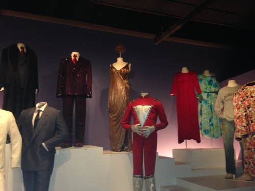 Costume collection at Museum of Moving Image on carpoolcandy.com