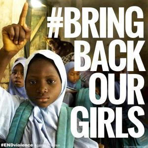 bring back our girls poster on carpoolcandy.com