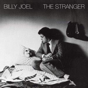 Billy Joel The Stranger album cover on carpoolcandy.com