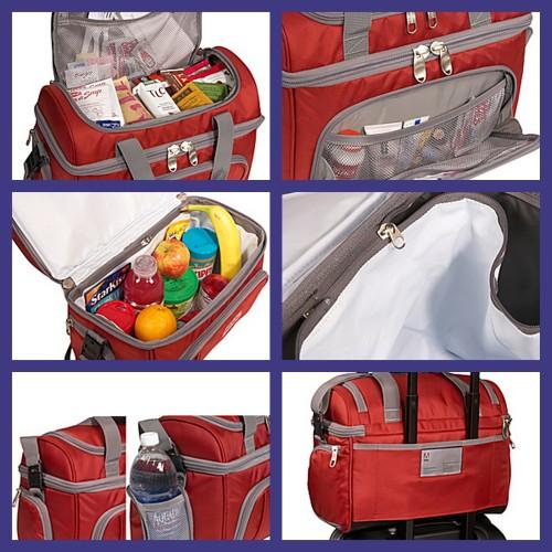 e-bags crew cooler on carpoolcandy.com