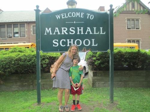 saying goodbye to school on carpoolcandy.com