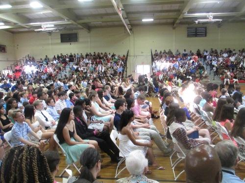 8th grade graduation on carpoolcandy.com