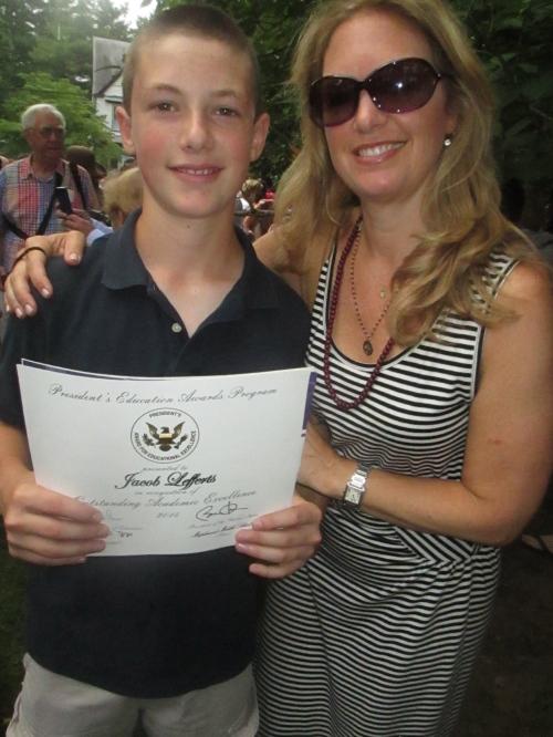8th gradew graduation on carpoolcandy.com