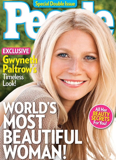 Gwyneth Paltrow PEOPLE cover on carpoolcandy.com