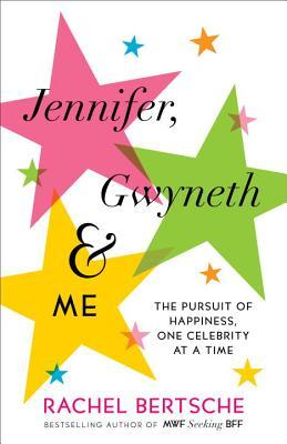 Jennifer, Gwyneth, and Me book cover on carpoolcandy.com