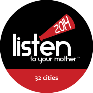 Listen to Your Mother logo on carpoolcandy.com